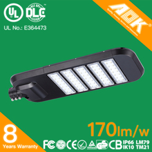 170lm/w EMC RoHS C-Tick Energy Star GS SAA LVD CE UL Approval IP66 Solar Highway Lighting System Ppt With SMD Chip