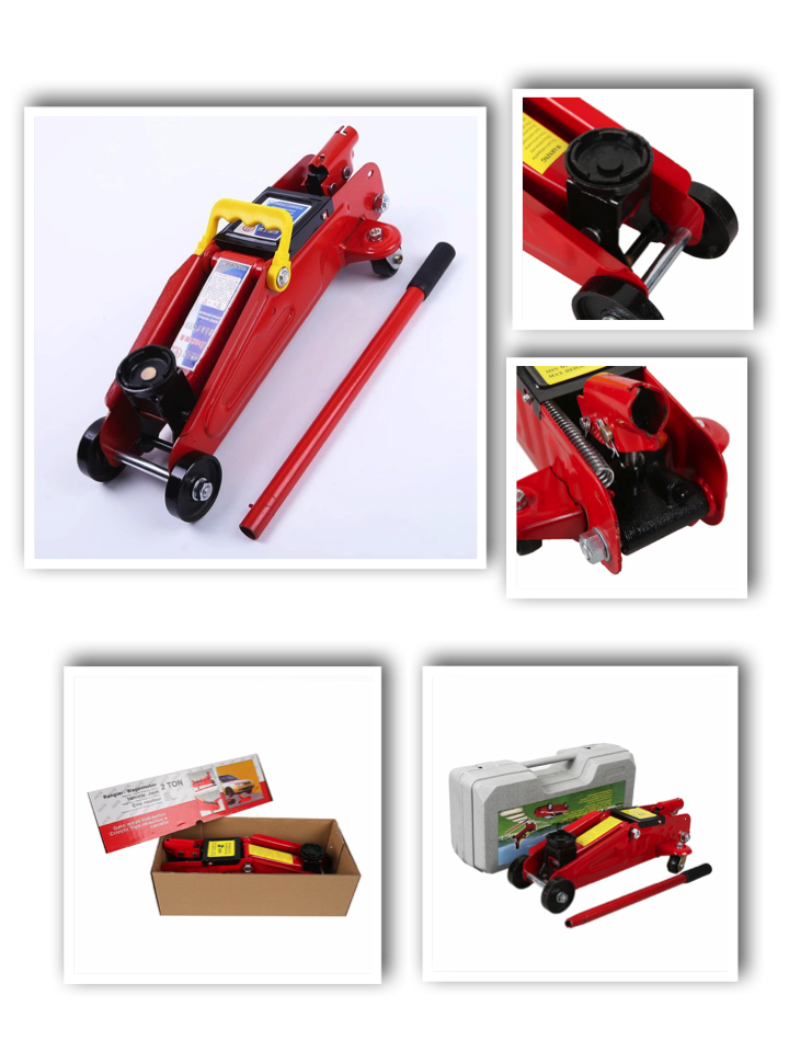 Low Price High Quality Wholesale 2 Ton Types Allied Car Horizontal Hydraulic Floor Jack