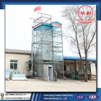 Residential electronic screen panoramic ISO factory price machine to lift heavy objects
