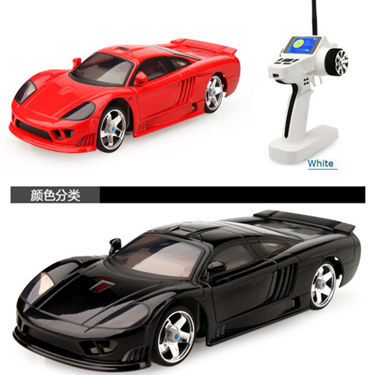 PRO 1/28 Scale 4WD Electric RC Car Kit new! compatible with Kyosho Mini-Z