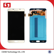 New arrival Screen For Samsung Galaxy Note 5 LCD N920 F N920A N920T Screen Digitizer Touch Glass