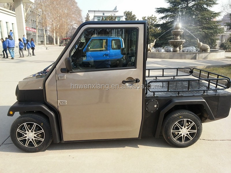 180km Range 2 Seat/Person Pickup electric car
