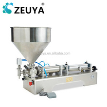 ZEUYA Automatic conveyor deliver honey filling machine G1WG Trade Assurance