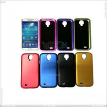 Front + Back Metal Push and Pull Hard Protector Case Cover for Samsung Galaxy S4/ i9500 P-SAMI9500METAL001