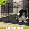 Dog Animal Playpen Large Metal Wire Yard Fence 12 Panels( FH-ALW0012)