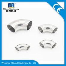 Industrial Use pipe fitting 45 degree welded pipe bend with low price
