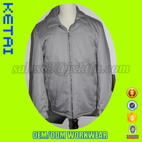 Mens winter gray cotton cheap work clothes
