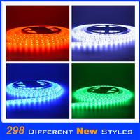 led strip lights with remote controller 12V/24V solar powered led strips supplier Hot selling product