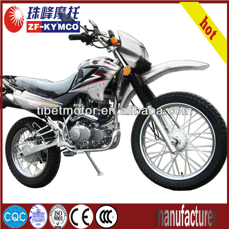 new style cheap motorcycle kawasaki for sale (ZF200GY)