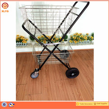 High Quality foldable shopping trolley for shopping cart trolley bags