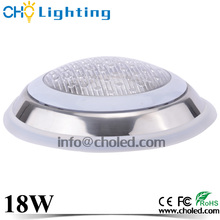 18W Underwater Swimming Pool Light IP68 12V 24V CE RoHS
