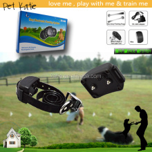 Yard Garden Pet Training Products Vibrate Dog Fence Collar