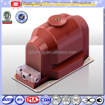 Medium Voltage Instrument Transformer / 10kV Voltage Transformer 250VA