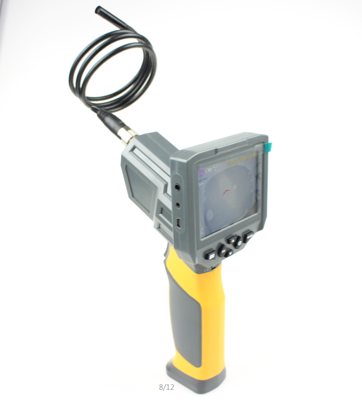 Hti 3,5 display, 4G SD card, HT-660 Waterproof Digital Video Inspection Borescope .