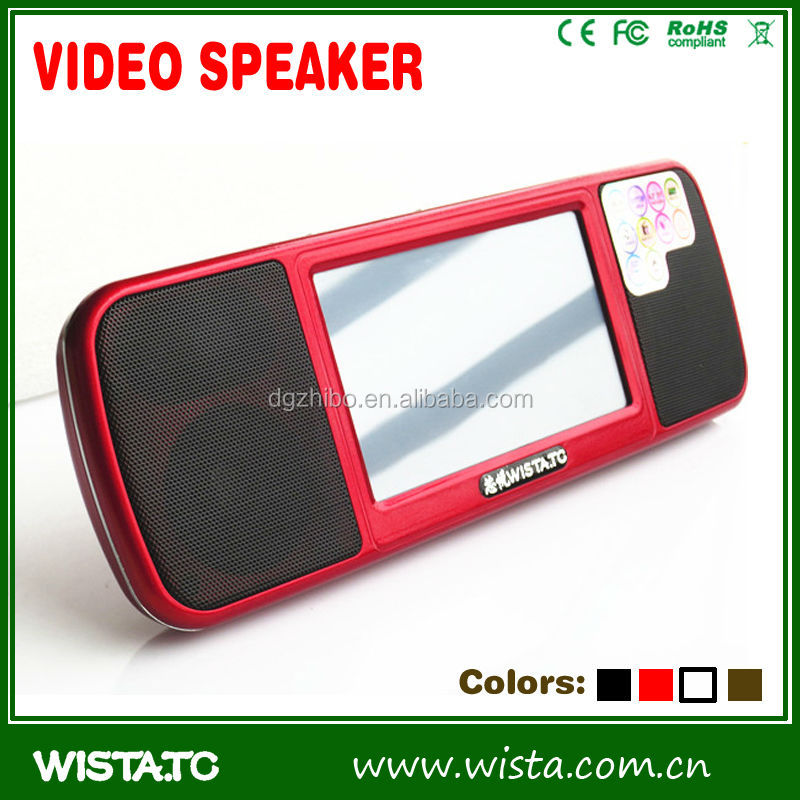 Movie capable mp3 player
