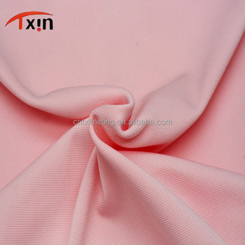 manufacturers polyester warp fabric for sportswear ,tear-resistant polo shirt fabric