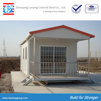 Easy- installation movable house for sale