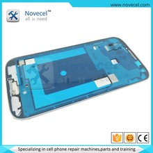 Novecel New Original Factory Supply Front Middle frame bezel plate housing case for Samsung s4 i9500 Good Price