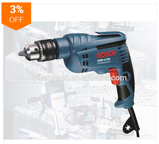 Bosch Hand Tools Electric Drills 600W GBM 13 RE