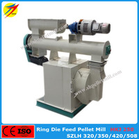 Small Size Poultry Complete Feed Mill With 0.5-1.5tph Capacity