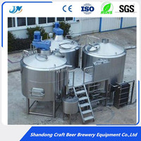 CE Certificate Stainless Steel 7BBL Beer