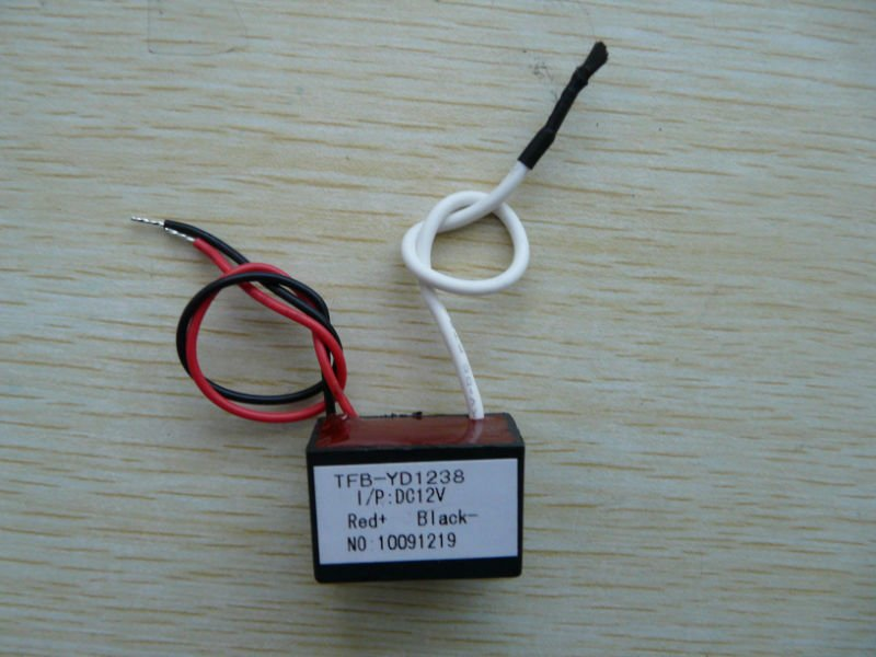 TRUMPXP air purifier parts DC12V negative ion generator TFB-YD1238