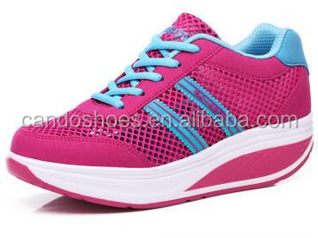 fitness step shoes,shape up shoes,health shoes