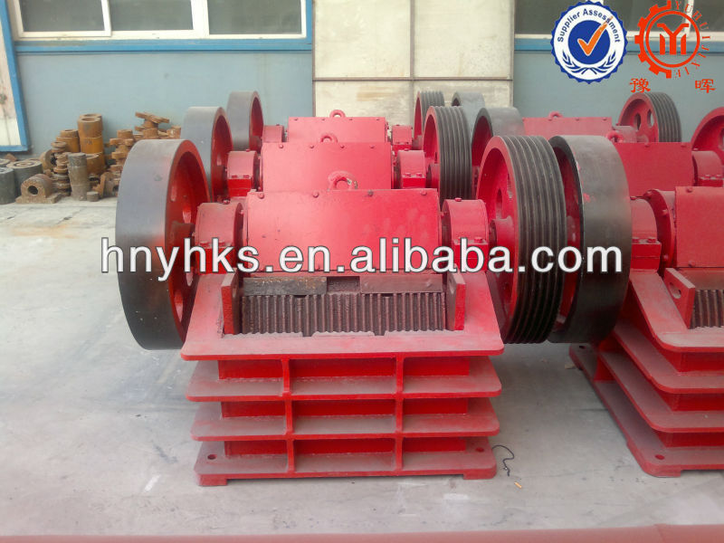jaw granite crusher