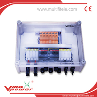 IP65 PV Array Combiner Electrical Saving