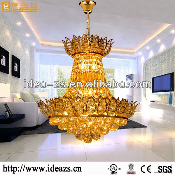 crystal prism lamp French lamp modern chandeliers light 2013