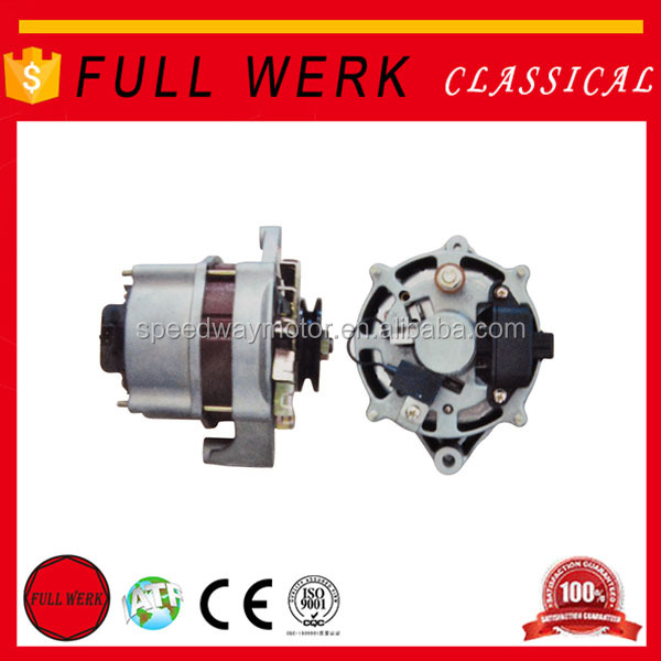 High quality FULL WERK 50kw brushless ac alternator 0120-484-038,12333 car alternator for Bosch