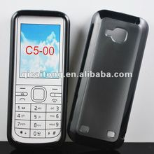TPU+PC CASE for NOKIA C5
