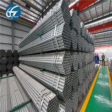 pre & hot dip galvanized steel iron pipe price per meter /prices of galvanized pipe for greenhouse frame