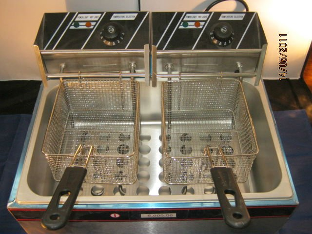 ELECTRIC FRYER 16LITERS