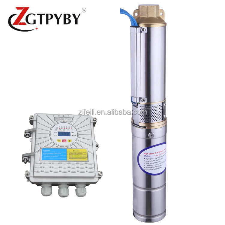 solar water pump for agriculture solar pumps agua submersible solar pump guangzhou