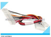 China factory electronic molex 2510 wire harness manufacturer