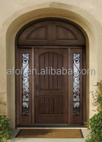 New Concept Exterior Doors - AFOL Textured Fiberglass Element