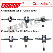 chainsaw crankshaft (other parts for ST HUS PARTNER chainsaws available)