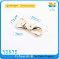 YHD custom zinc alloy metal bag hook for handbag