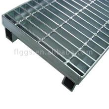 hot galvanized platform steel grating price