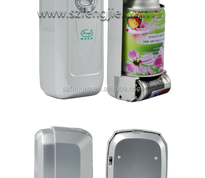 Wall Mount ABS Plastic Perfume Dispenser and Spray 300ML