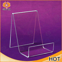 new arrival shoes store window display,acrylic tiered display shelf,tabletop shop fitting shoes display props