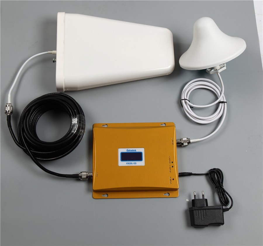 mobile phone signal booster,gsm long distance repeater for 900+1800, cell phone signal receiver