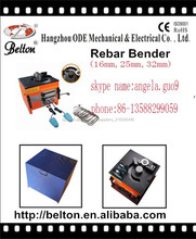 BE-RBC-25 hydraulic rebar cutter and bender hydraulic bolt cutter