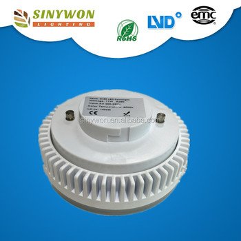 sinywon 2016 best quality with 11w 90mm 6000k 1000lm GX53 LED Downlight