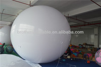 Free printing 2m Inflatable Advertising inflatable balloon helium blimp helium balloon