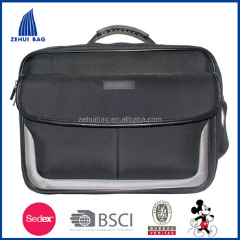 1680D High level business laptop briefcase bag