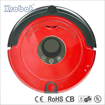 Electric industri robot vacuum cleaner k rv210 for floor cleaning