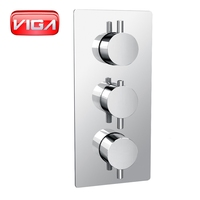 Wall mounted Thermostatic Tap,Thermostatic Shower Mixer