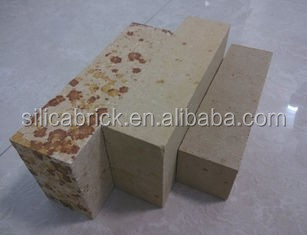 High quality silica chrome refractory bricks
